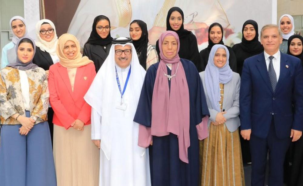 جامعة البحرين تحتفل بيوم المرأة البحرينية وتحتفي بالمرأة السياسية