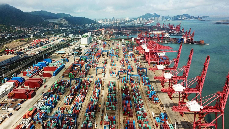 الصين تبدأ تهدئة حرب التجارة مع أميركا