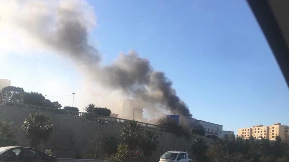 ليبيا.. قتلى بهجوم على مبنى الخارجية في طرابلس
