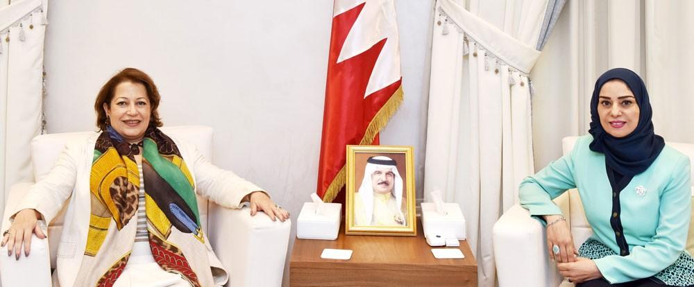 رئيس مجلس النواب: العلاقات البحرينية المصرية تاريخية وراسخة