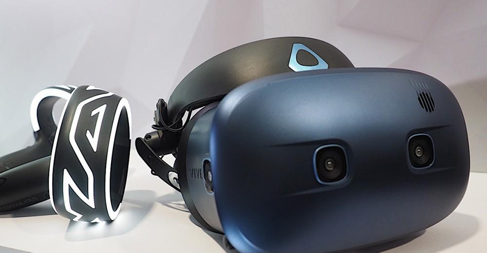 HTC تعلن عن نظارة Vive Cosmos للواقع الافتراضي
