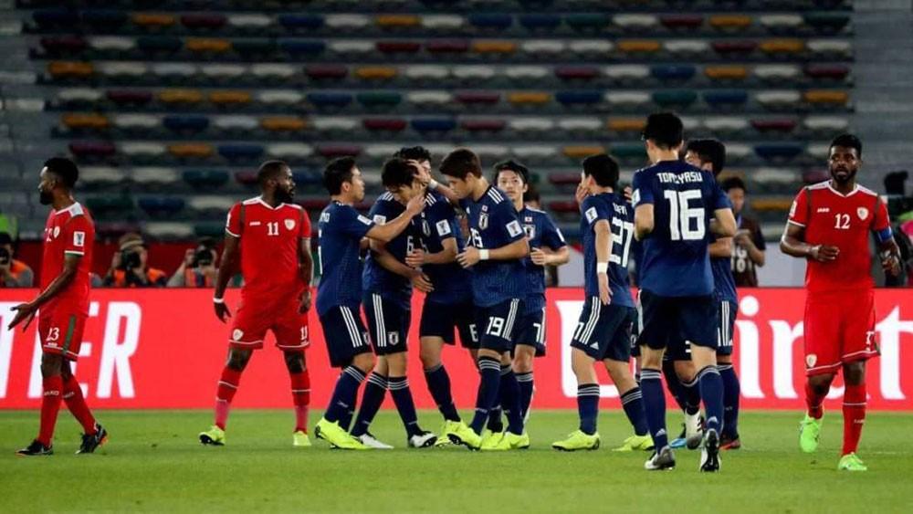 اليابان تتأهل لثمن نهائي كأس آسيا من بوابة عُمان