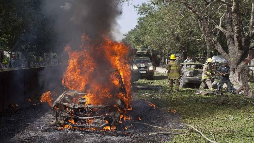 قتلى وجرحى في انفجار سيارة مفخخة بكابول