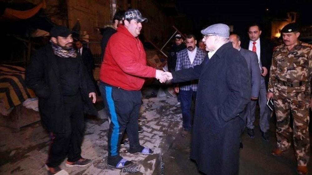 عبدالمهدي يزور البصرة سرا.. والحكومة المحلية تعترض