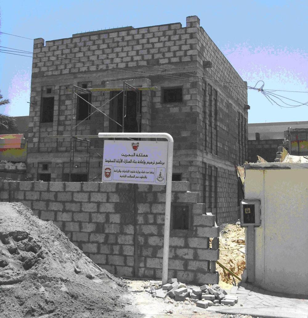 المبارك: الانتهاء من 173 منزلا ضمن مشروع تنمية المدن والقرى