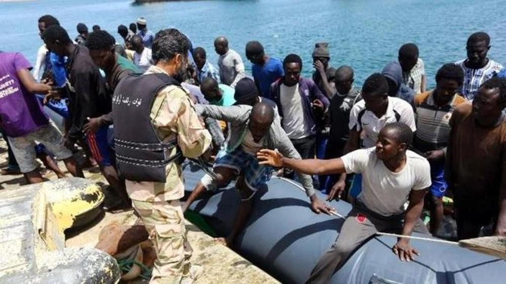 إنقاذ نحو 500 مهاجر قبالة سواحل ليبيا