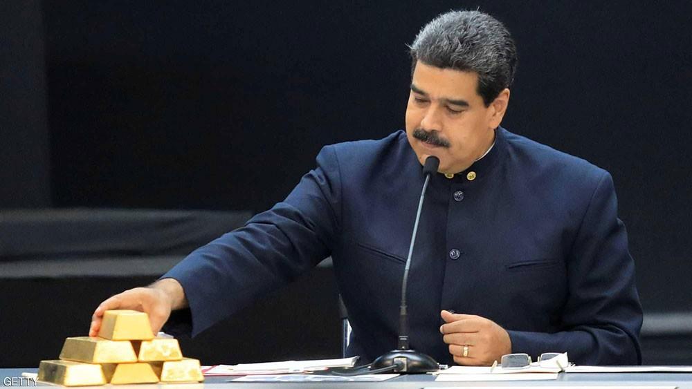"""فنزويلا وتركيا وإيران.. """"طريق الذهب"""" يخرق العقوبات الأميركية"""