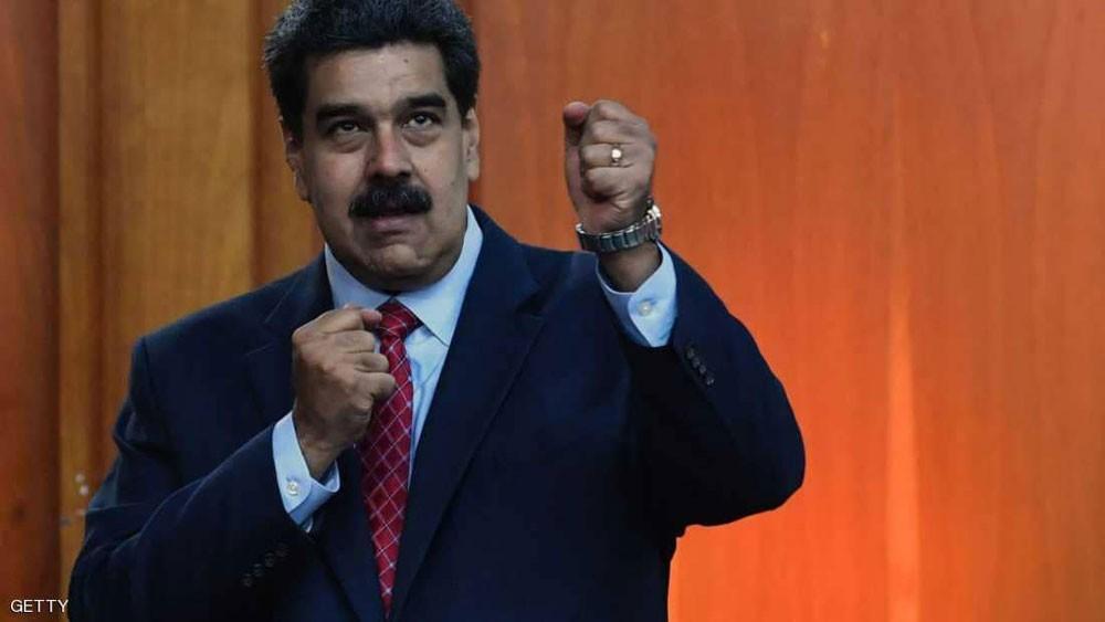 """واشنطن ترفع سقف التحدي.. وتتوعد مادورو بـ""""رد قوي"""""""