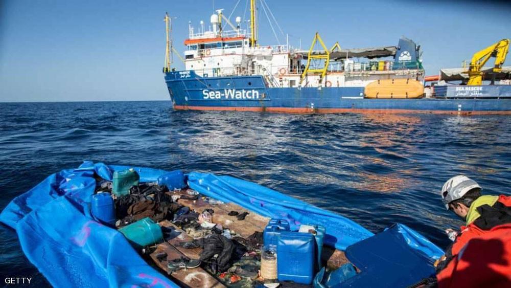 """""""مشردون في البحر"""".. مسلسل الرفض الأوروبي لمهاجرين يستمر"""
