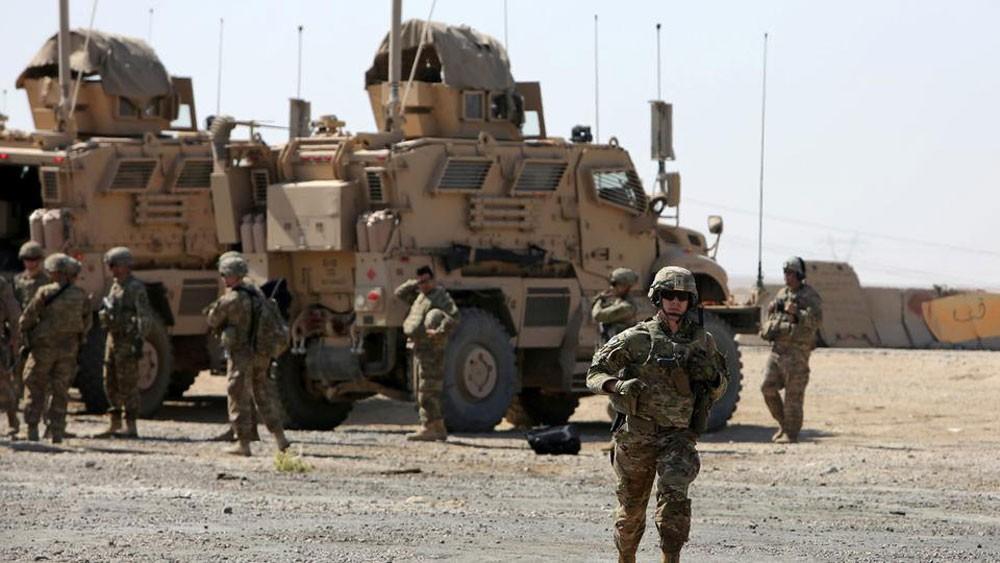 ترمب: قواتنا ستبقى في العراق لمراقبة إيران