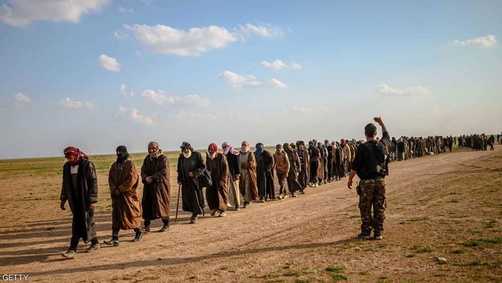 العراق يتسلم 20 من مقاتلي داعش الأجانب معظمهم فرنسيون