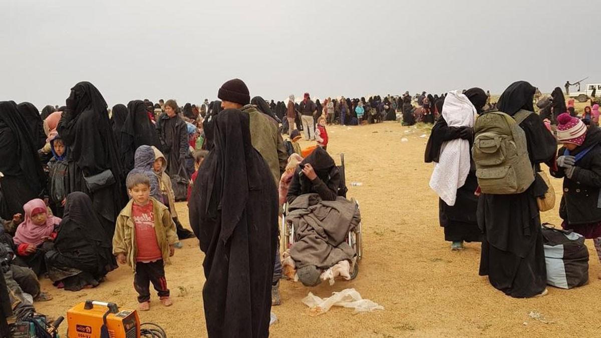 تكاتف دولي للقضاء على داعش.. وعين التنظيم على السويداء