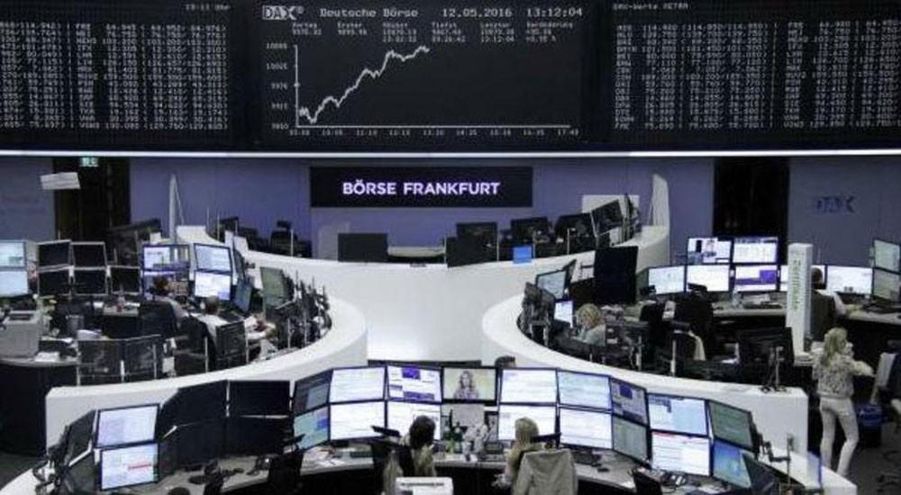خفض توقعات النمو الصيني يوقف صعود الأسهم الأوروبية