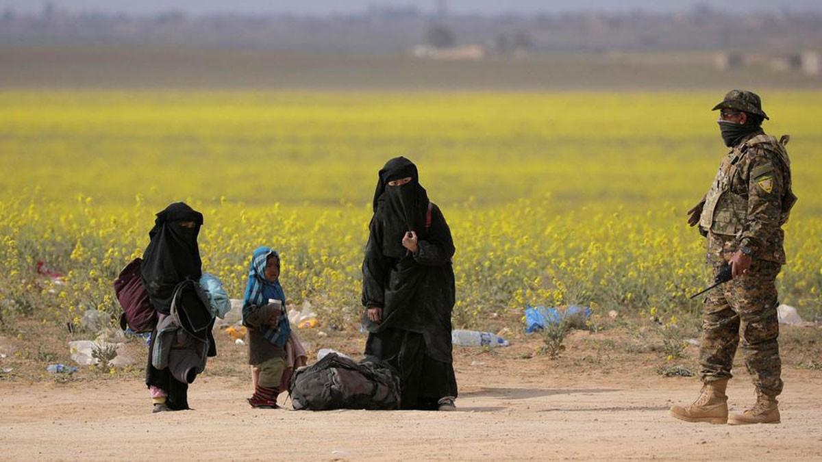 لا قتال بالباغوز.. وإجلاء المئات بينهم 13 طفلا إيزيديا