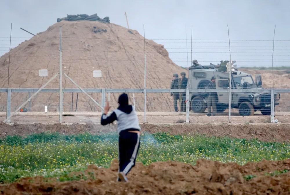 غزة.. مقتل طفل فلسطيني برصاص إسرائيلي