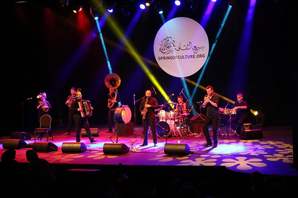 أوركسترا خايدتوتي تقدّم حفلها ضمن مهرجان ربيع الثقافة الرابع عشر