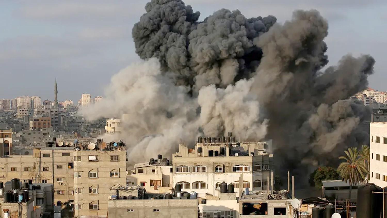 إسرائيل تقصف أهدافاً لحماس في غزة