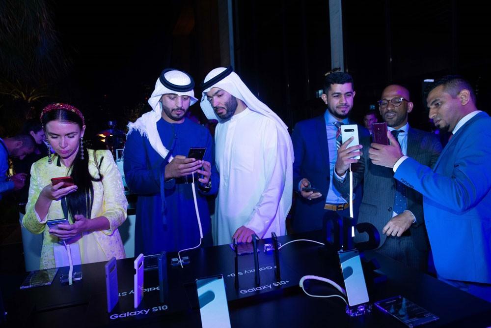 سامسونج تطلق أحدث ابتكاراتها Galaxy S10 في البحرين
