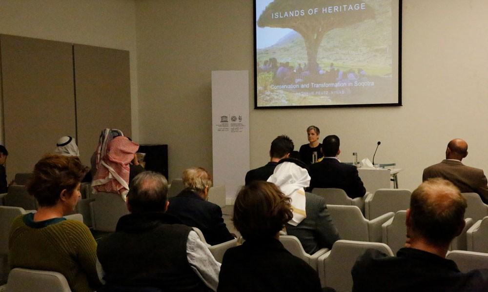 حفظ التراث الثقافي والطبيعي لجزيرة سقطري اليمنية تحت المجهر
