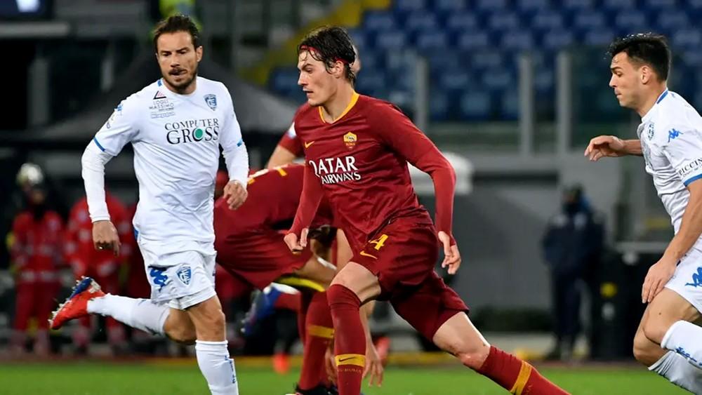روما يبدأ مشواره مع رانييري بانتصار على إمبولي