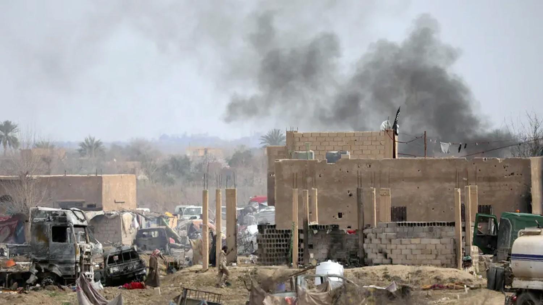 قوات سوريا الديمقراطية: عملية الباغوز بحكم المنتهية