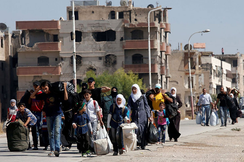 وضع إنساني مأساوي بسوريا