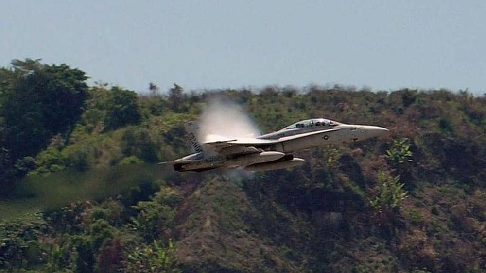 مصرع طيارين إثر تحطم طائرة عسكرية في الصين