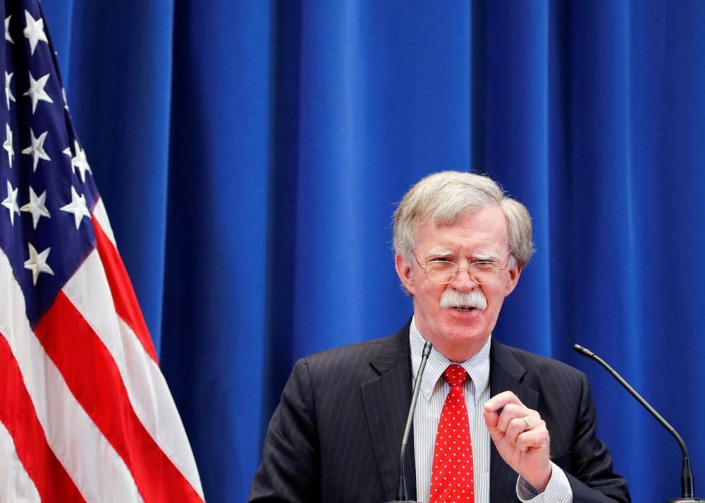 بولتون: باكستان تعهدت بالحزم مع الجماعات المسلحة