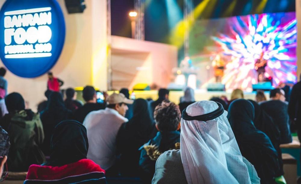 مهرجان الطعام يستقطب أكثر من 150 ألف زائر في أسبوعه الاول
