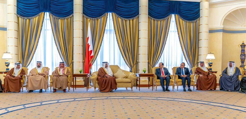 نائب جلالة الملك: مواصلة رفع كفاءة الخدمات الحكومية المقدمة للمواطنين