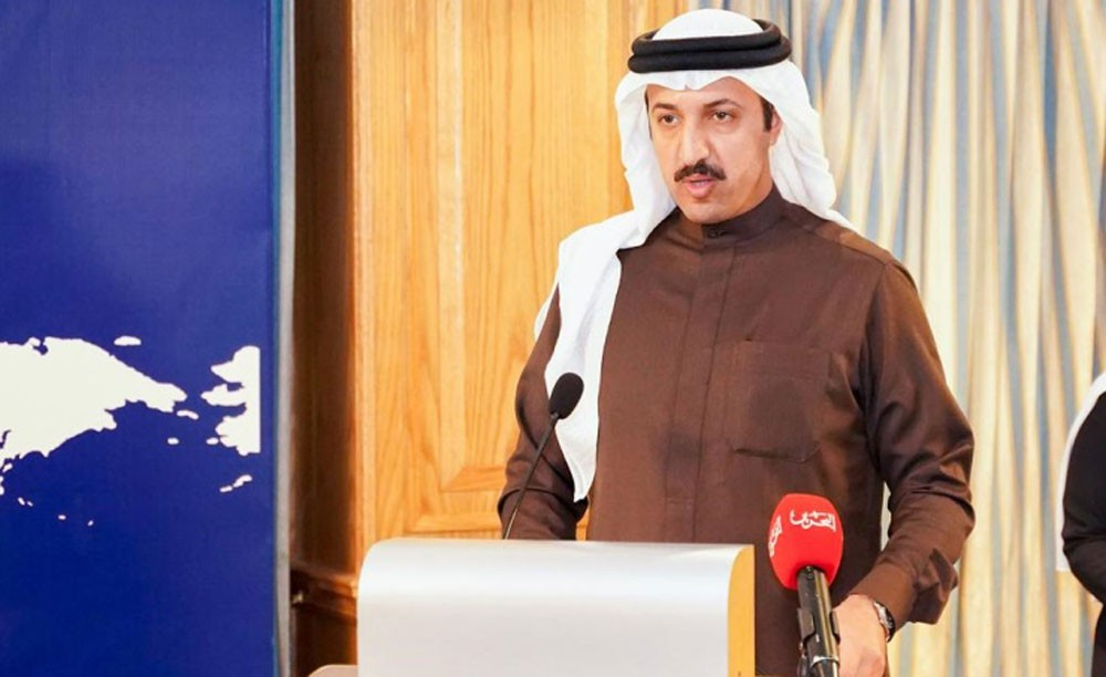 وكيل الخارجية يفتتح ورشة عمل لتنفيذ قرارات مجلس الأمن الدولي