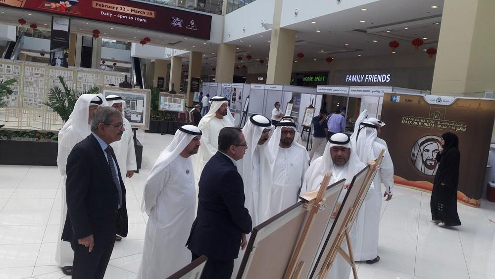 البحرين تحقق 4 ميداليات بمعرض دبي للطوابع (ايباكس 2019)