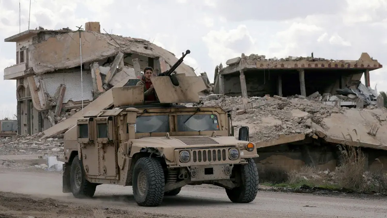 """""""سوريا الديمقراطية"""" تصد هجوماً مضاداً لداعش في الباغوز"""