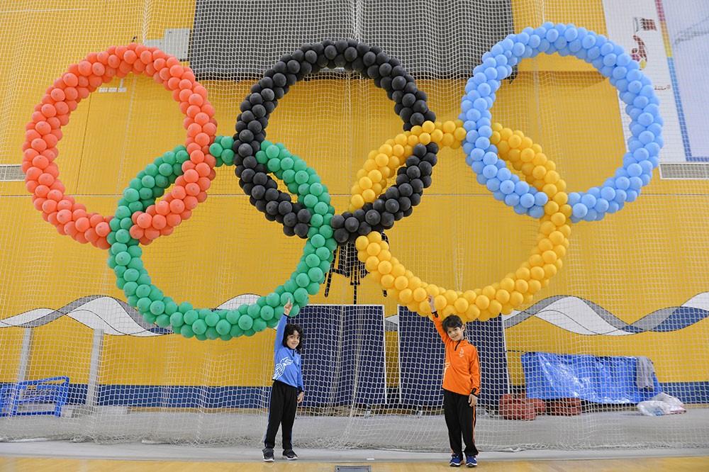انطلاق أولمبياد الأطفال 13 ابريل المقبل