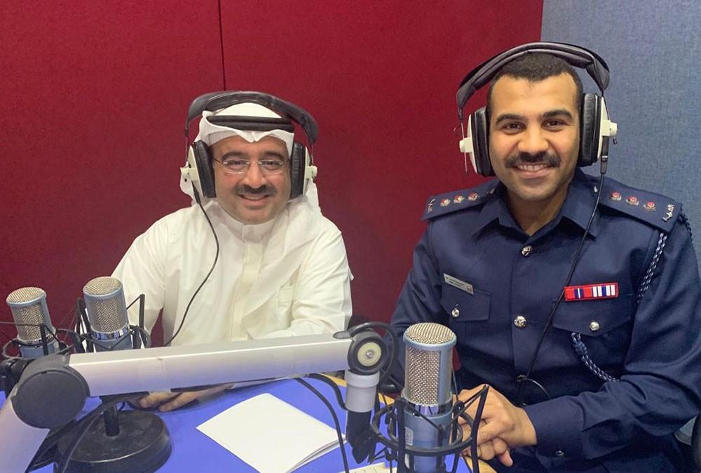 """برنامج """"الأمن"""" الإذاعي يرصد الاعتزاز المجتمعي بالخطة الوطنية لتعزيز الانتماء الوطني"""