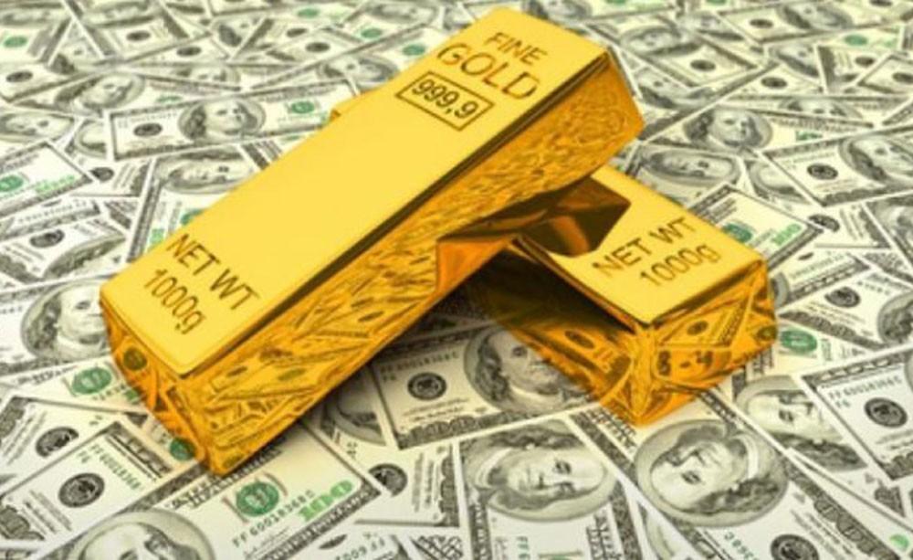 الذهب يتراجع متأثرا بقوة الدولار