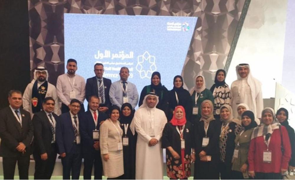 البحرين تشارك في المؤتمر الأول لمجلس الصحة بدول الخليج
