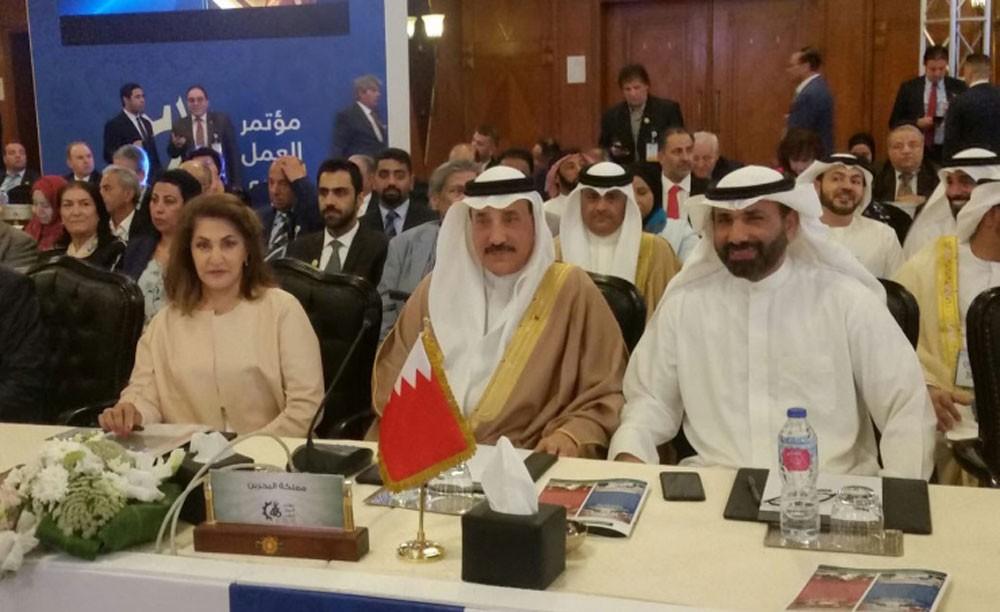 الغرفة تشارك في الدورة (46) لمؤتمر العمل العربي