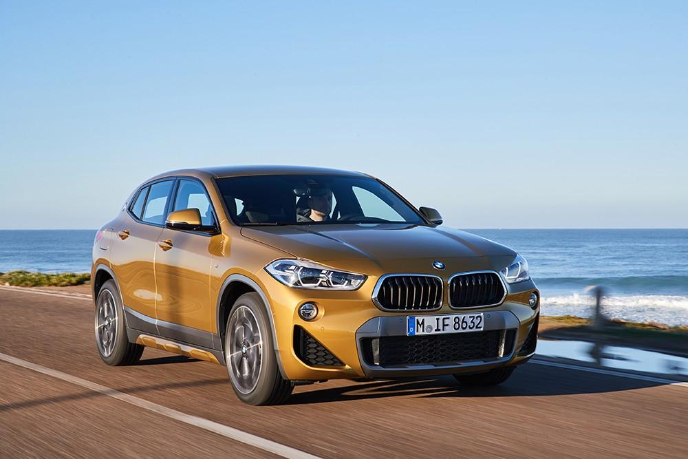 مبيعات BMW ترتفع خلال شهر مارس
