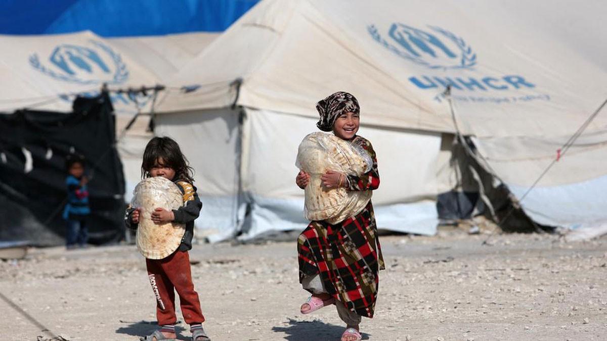 2500 طفل أجنبي بمخيم الهول بسوريا.. ودعوة أممية لحل أزمتهم