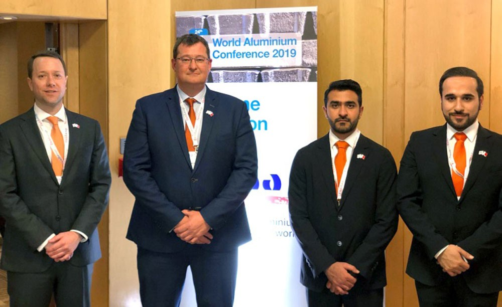 شركة ألبا ترعى المؤتمر العالمي الرابع والعشرين للألمنيوم