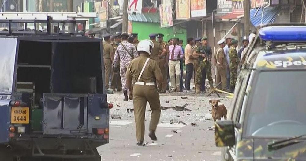 استقالة وزير دفاع سريلانكا على خلفية هجمات الأحد الدامي