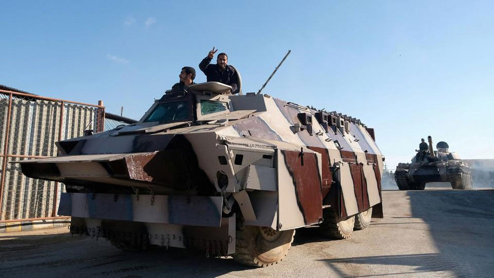 مصادر الجيش الوطني تنفي ما نشر بشأن مشاورات لتسلم طرابلس