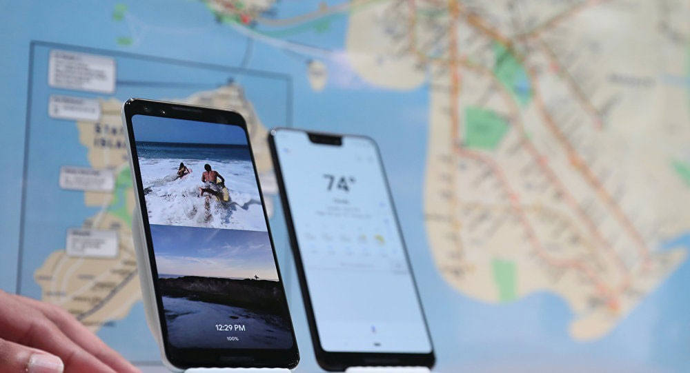 """يمكنك من خلال هاتفك السفر عبر الزمن... السر عند """"غوغل"""""""