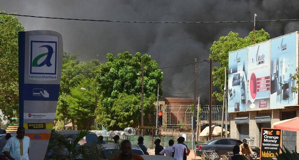 قتلى في هجوم على كنيسة في بوركينا فاسو