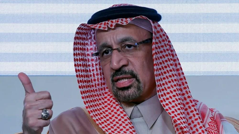 الفالح: السعودية مستعدة لتلبية طلب المستهلكين من النفط