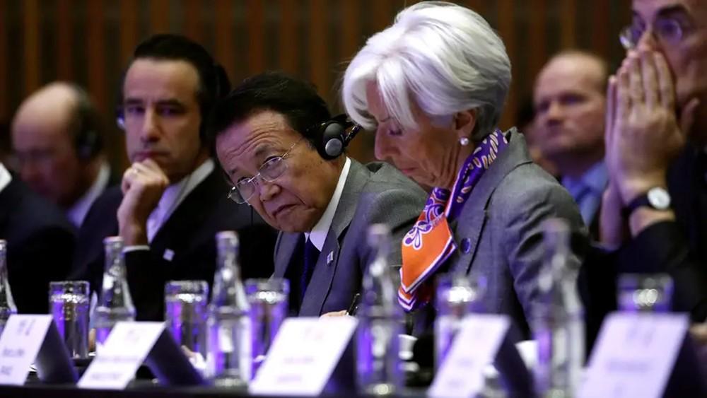 لاغارد: الخلاف بين واشنطن وبكين يهدد الاقتصاد العالمي