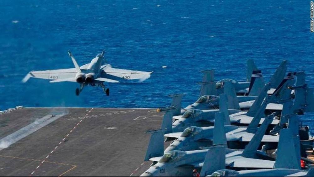 نقل إيران صواريخ بالقوارب.. سبب تحرك القوات الأميركية