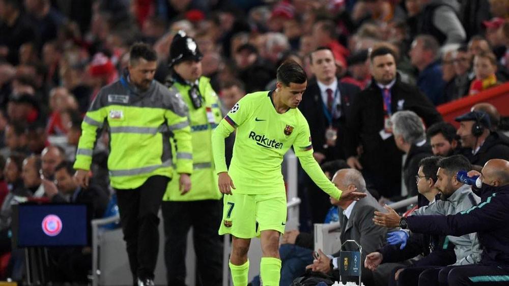 برشلونة قرر التخلص من كوتينيو خلال الانتقالات الصيفية