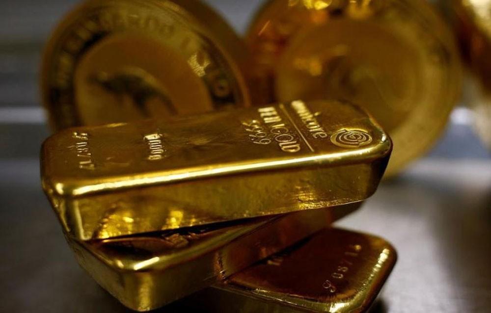 الذهب يقفز لأعلى مستوى في 7 أسابيع